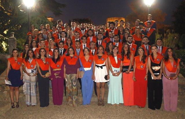Graduaciones de la Universidad Loyola Andalucía en Córdoba