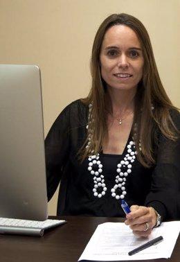 María Luz Villamil, gerente del CIDEN