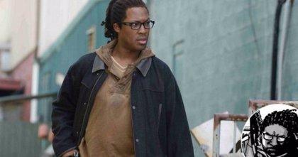 The Walking Dead: Primera foto de Heath (Corey Hawkins) en la temporada 6