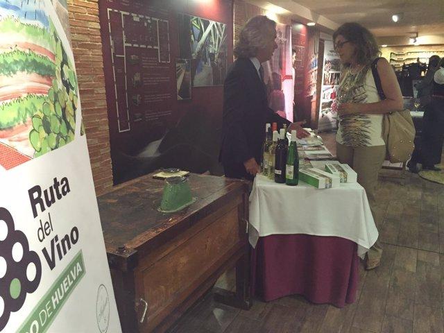 Acción promocional del Patronato de Turismo de Huelva