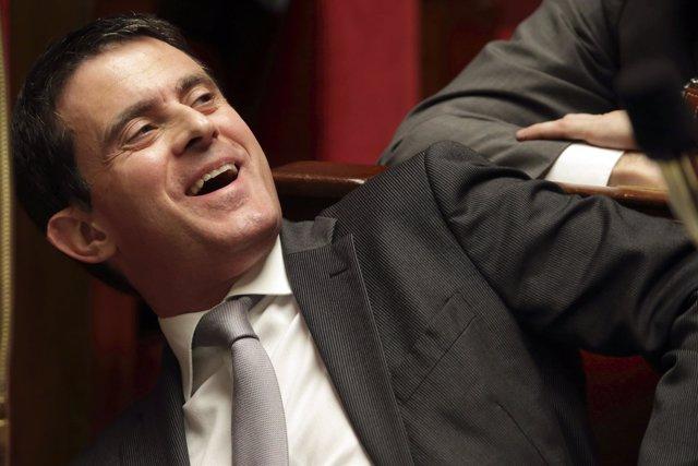 Manuel Valls primer ministro francés