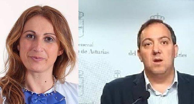 Ana López y Alejandro Vega