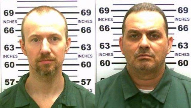 Presos fugados de cárcel de NY
