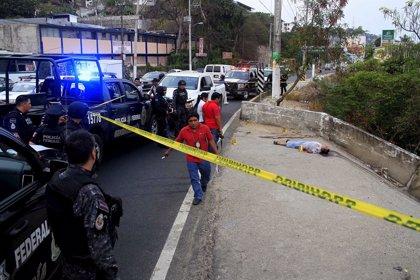 Al menos 16 muertos en un enfrentamiento en Acapulco