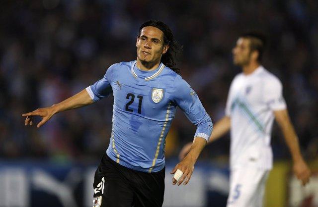 Uruguay Edinson Cavani Eslovenia