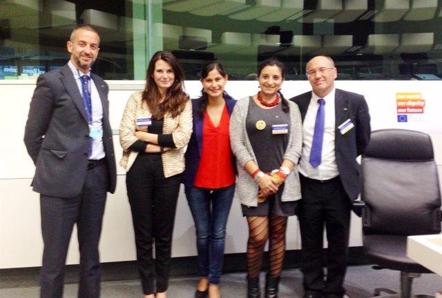 Seminario sobre cooperación descentralizada en Bruselas