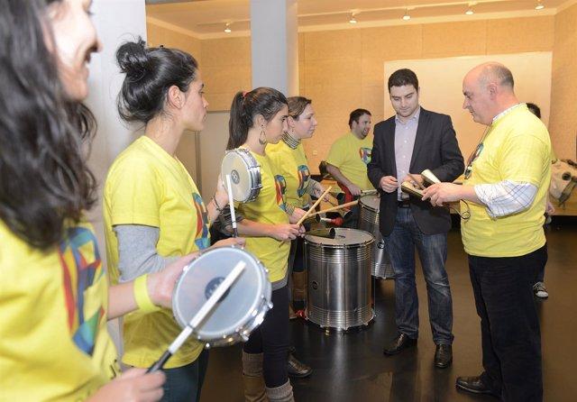 Actividades en el Centro Espacio Joven de Santander