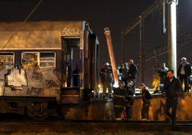 Heridas 40 personas tras colisionar dos trenes en el Gran Buenos Aires