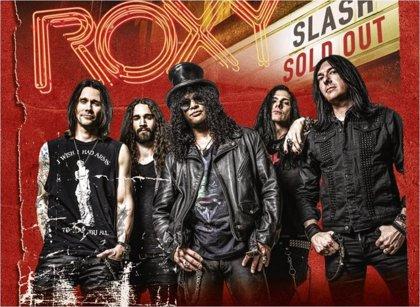 Tráiler del nuevo directo de Slash