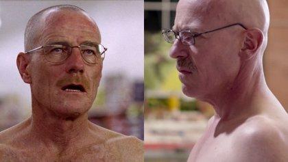 Breaking Bad vs. Metástasis :Más de 60 escenas comparadas