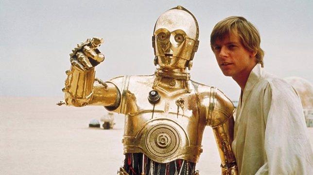 C3PO En Star Wars