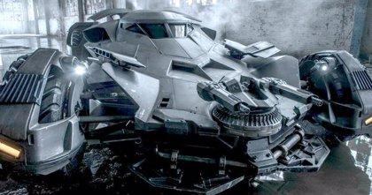 Nueva imagen del Batmóvil en Batman v Superman: El amanecer de la Justicia