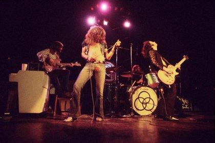 Escucha una canción inédita de Led Zeppelin: Sugar mama
