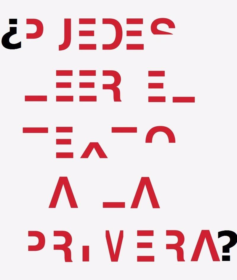Resultado de imagen para lectura personas dislexicas en español