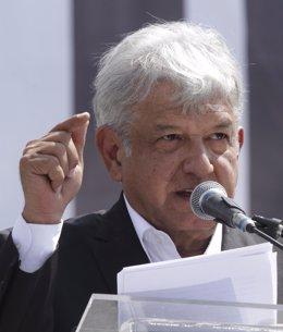 El opositor mexicano Andrés Manuel López Obrador