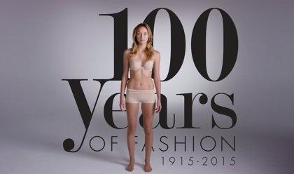 100 años de la moda occidental en 2 minutos de vídeo: De 1915 hasta 2015