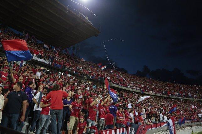 58 Casos Atendidos En La Final De Fútbol En Colombia