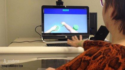 Realidad virtual para recuperar la movilidad tras un ictus