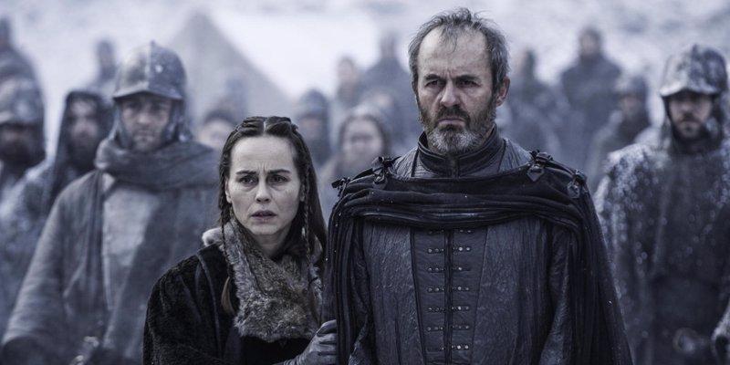 Juego de tronos: George R.R. Martin avala la decisión de Stannis Baratheon