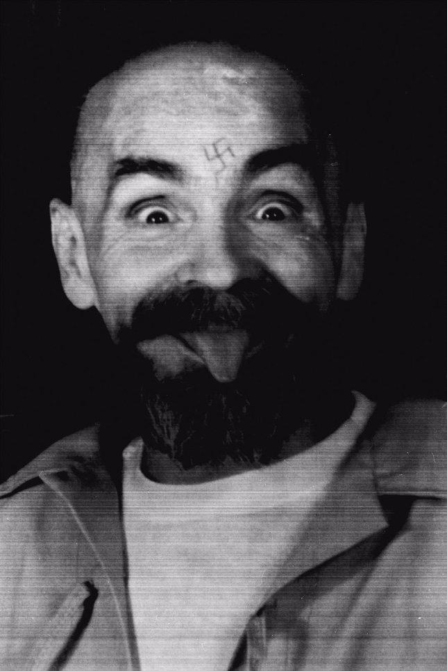 Charles Manson, asesino en serie de Estados Unidos