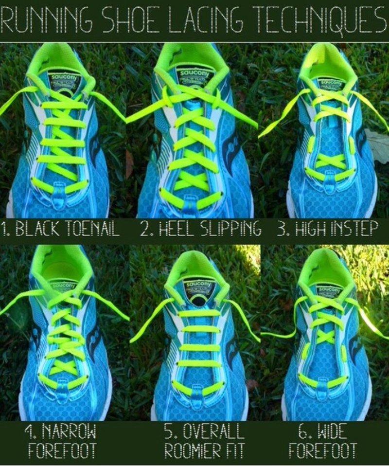 Para De Lesiones Atarse Evitar Running Zapatillas 6 Maneras Las zUGVpMqS