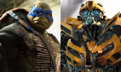 ¿Cameo de Transformers en Ninja Turtles?