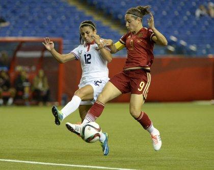 España arranca su primer Mundial femenino con empate ante Costa Rica