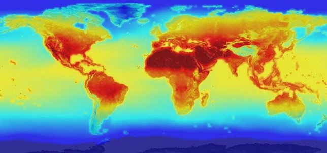 Proyecciones de cambio climático