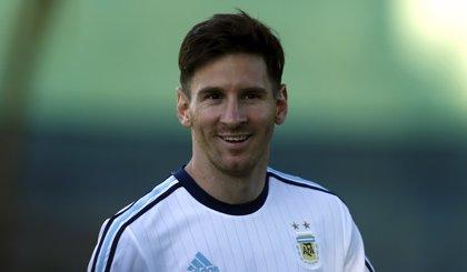 """Messi: """"Argentina es candidata a ganar la Copa, pero hay que demostrarlo"""""""