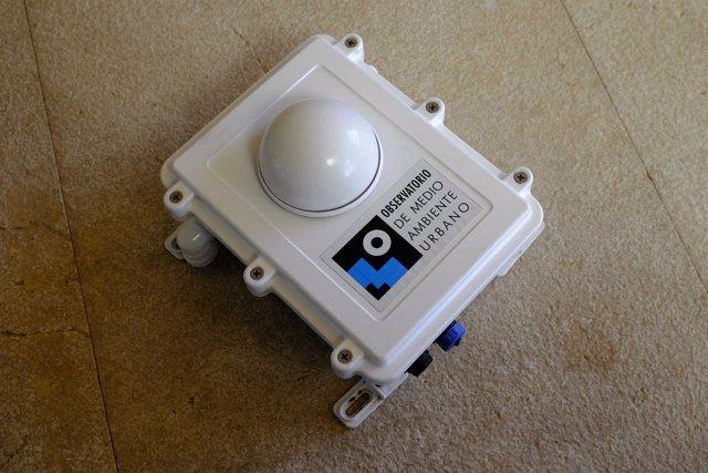 Sensor instalado en autobuses urbanos de málaga para medir contaminación en ciud