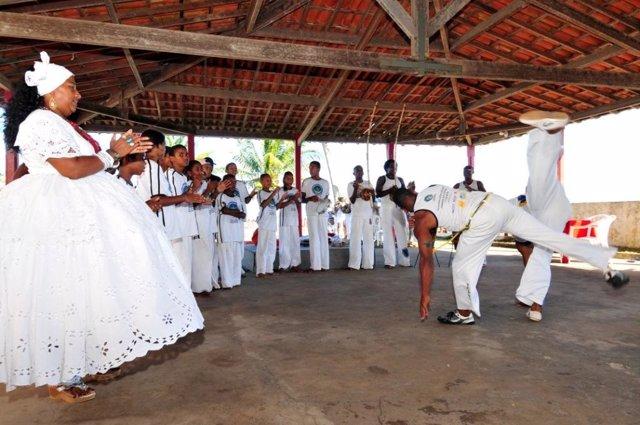 Capoeira en Brasil