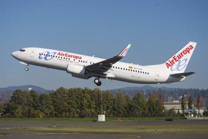 Air Europa volará desde Madrid a Asunción a partir de diciembre