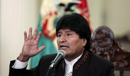 """Morales dice que """"obedecerá"""" a los bolivianos si quieren su reelección"""