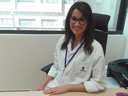 La ginecóloga María José Bravo, seleccionada como miembro del Comité de Jóvenes Expertos de la AEEM