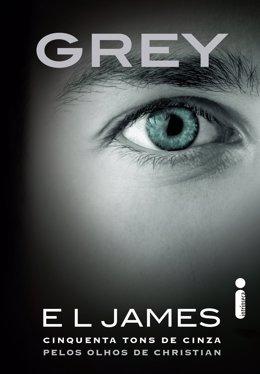 """Novo livro de """"50 tons de cinza"""", Grey chega ao Brasil em 18 de setembro"""