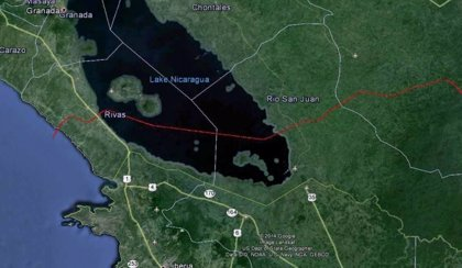 Canciller de Nicaragua presenta en España el Canal Interoceánico