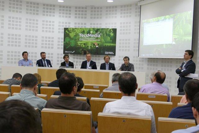 El Instituto Tecnológico de Aragón da a conocer tecnologías multimedia