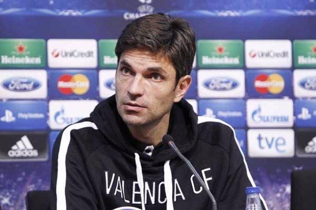 Mauricio Pellegrino rueda prensa Valencia