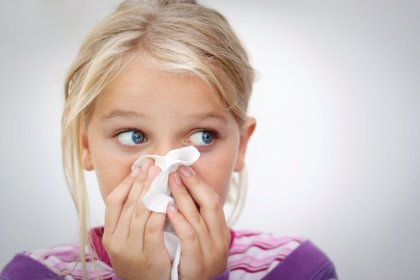 ¿Cómo afectan las alergias a oídos, nariz y garganta de los niños?