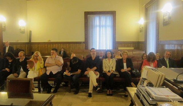Juicio de la pieza de Fitur del caso Gürtel en el TSJCV