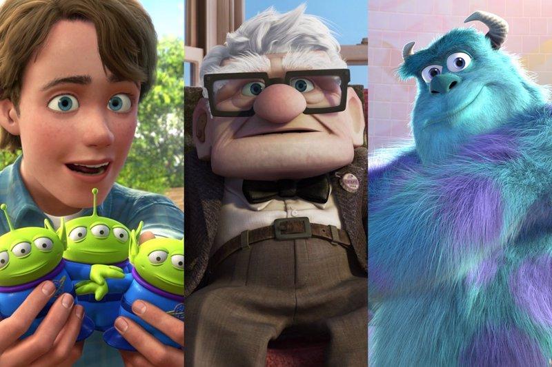 12 cosas que (quizá) no sabías de las películas de Pixar