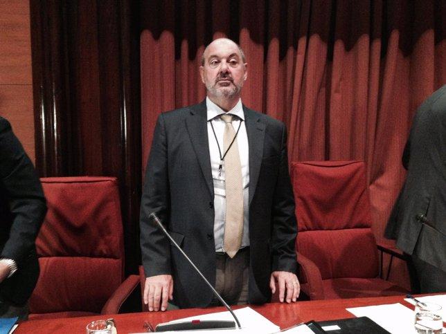 El director del CatSalut, Josep Maria Padrosa