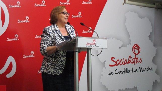 Guadalupe Martín, PSOE