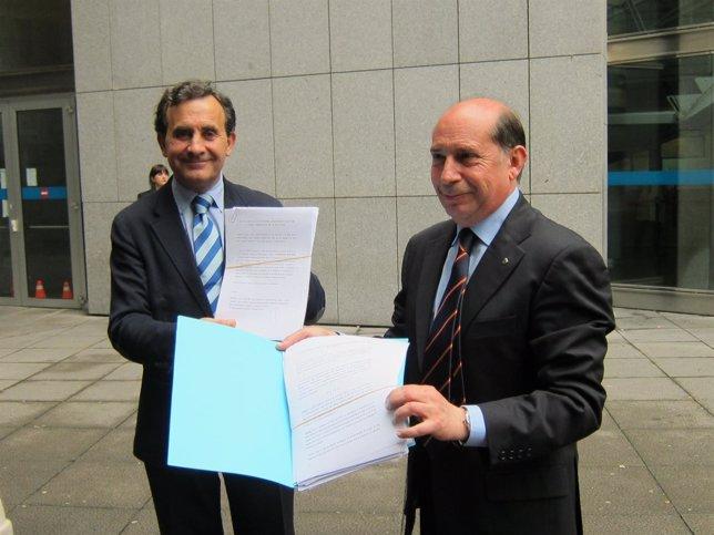 El abogado José Luis Lafuente