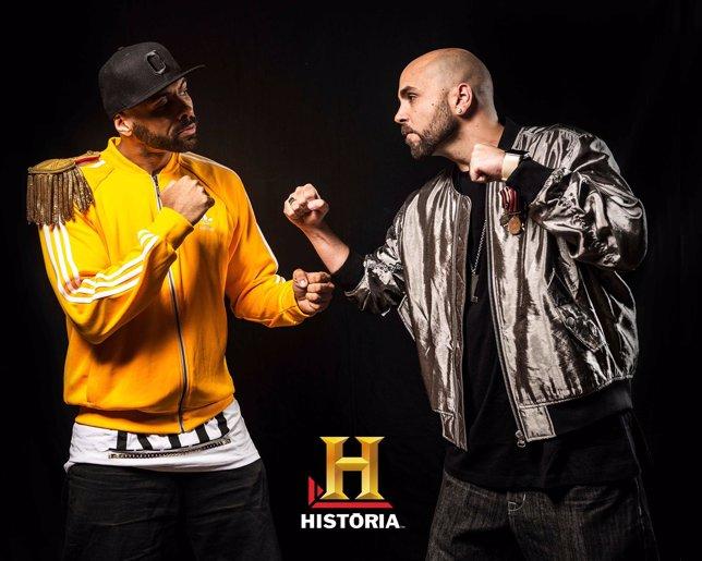 HISTORIA rememora la batalla de Waterloo y recrea la contienda a ritmo de rap