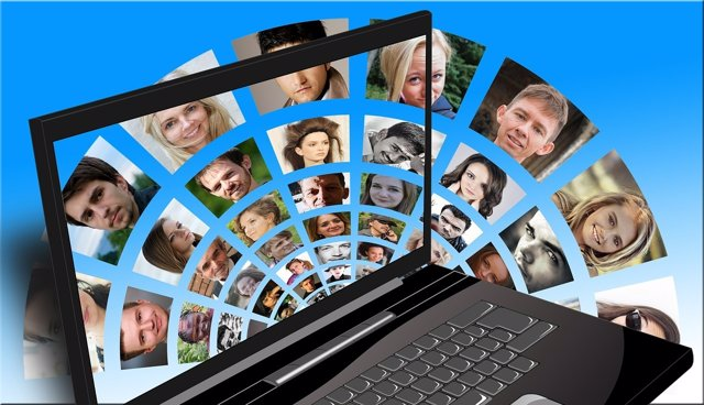 Redes sociales social media red social Internet Facebook Twitter