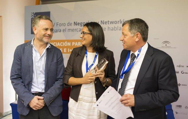 Inversores en foro Business TICC 2015