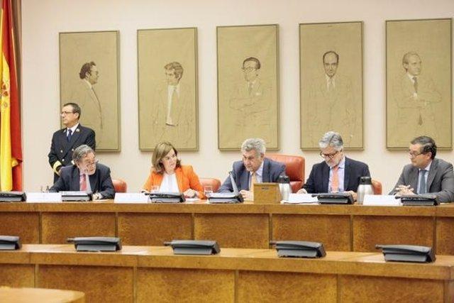 Acto de aniversario de la firma de la integración de España en Europa