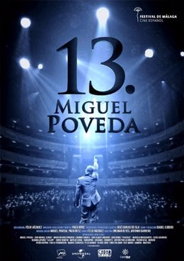 Estreno del documental '13.Miguel Poveda'