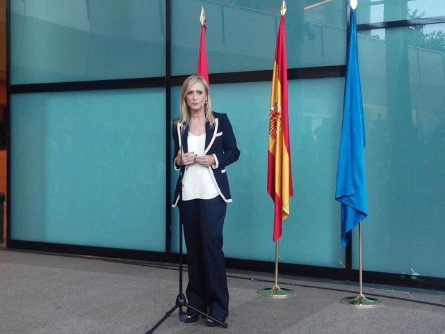 Cristinaa Cifuentes